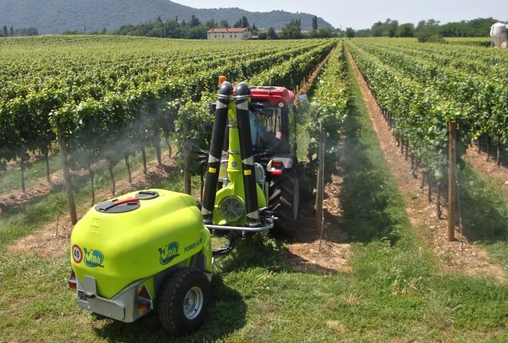 Pulverisateurs-Vignobles en espalier-Articulés-Vs 50 Lt 600 - Lt 1000