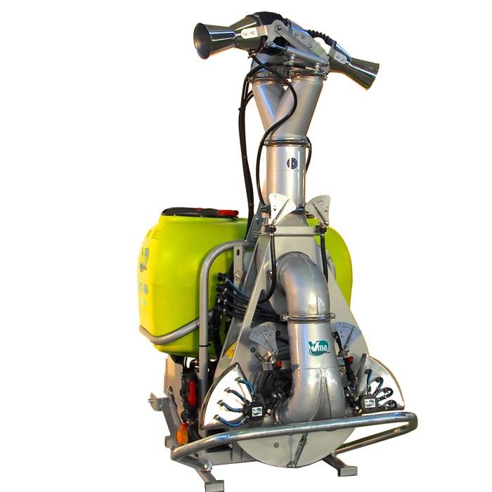 Pulverisateurs-Vignobles en espalier-Portés - FAST 50 LT 300 – LT 400 – LT 600  - ≥ CV 50-37 KW