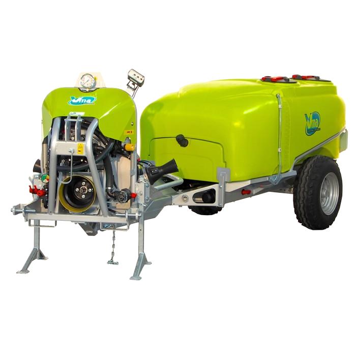 Pulverisateurs-Vignobles en tunnel-Articulés - POWER TENDONE<br>LT 1000 - LT 1500 - LT 2000 - ≥ CV 60 - 44 KW