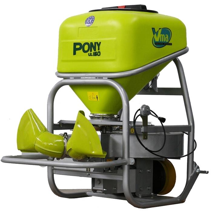 Poudreuses - Pony 150  - ≥ CV 35 - 25 KW