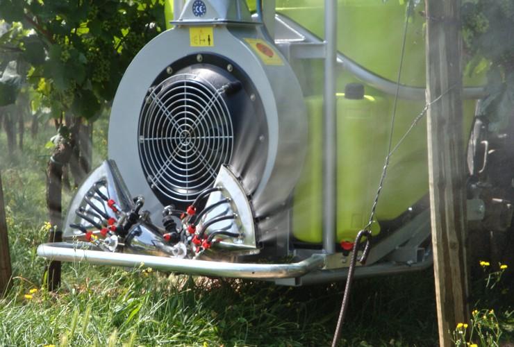 Pulverisateurs-Vignobles en espalier-Deux fils-Fast 55 Lt 400 –  Lt 600