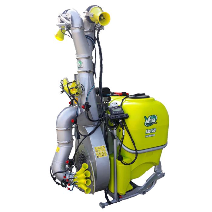 Pulverisateurs-Vignobles en espalier-Deux fils - FAST 50 MG - ≥ CV 50-37 KW