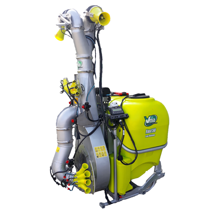 Pulverisateurs-Vignobles en espalier-Portés - FAST 50 MG - ≥ CV 50-37 KW